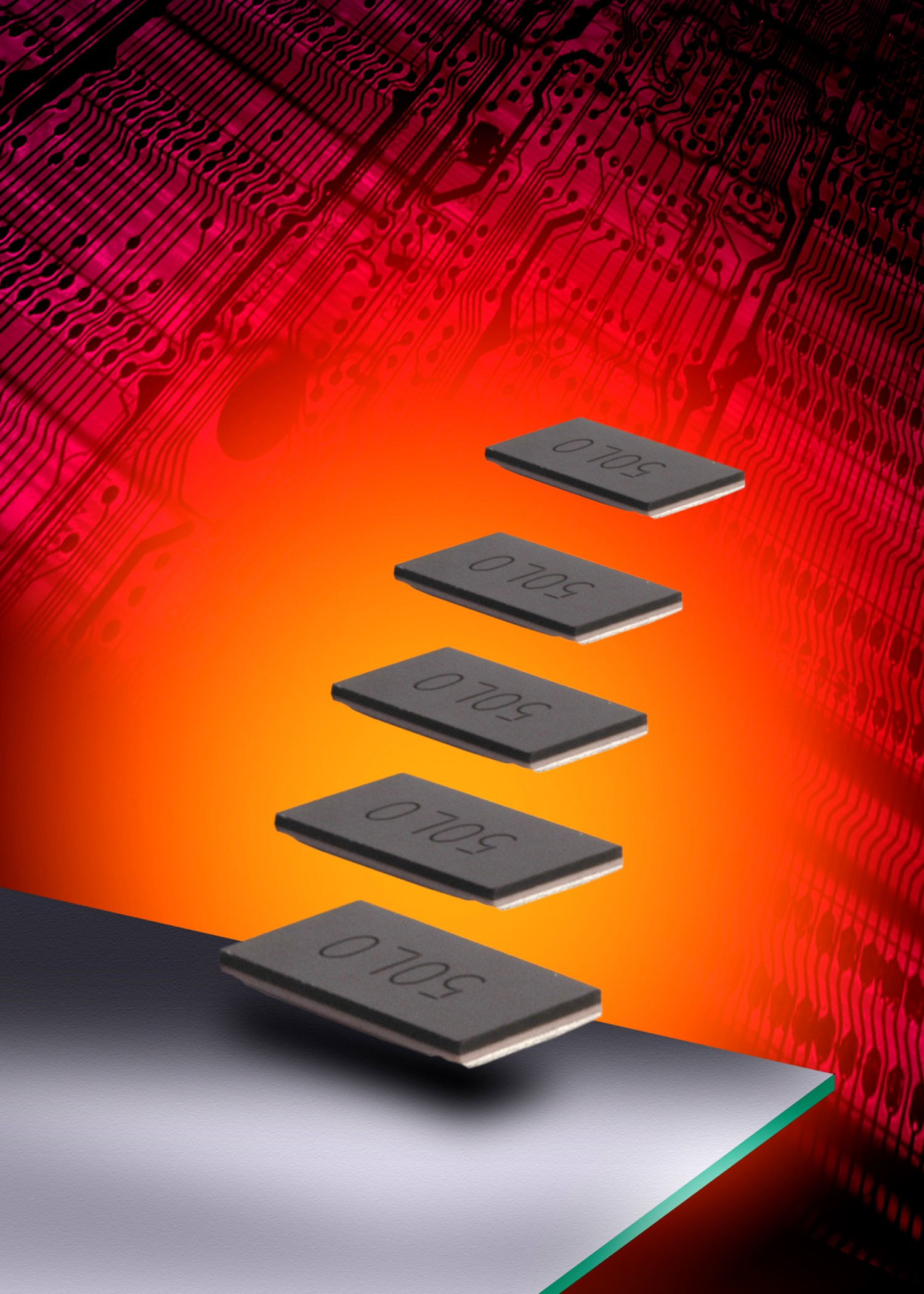 Power Inductor from KOA Available from Rutronik