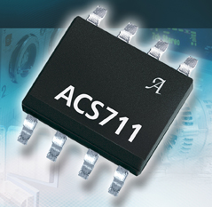Allegro's Linear Hall-effect Current Sensor IC