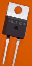 Cree's New 650V Silicon Carbide Schottky Diodes Improve Advanced High-Efficiency Data Center Power Supply Designs