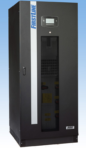 Staco's FirstLine® P is Ideal for Network Closets, Computer Rooms, and Data Centers