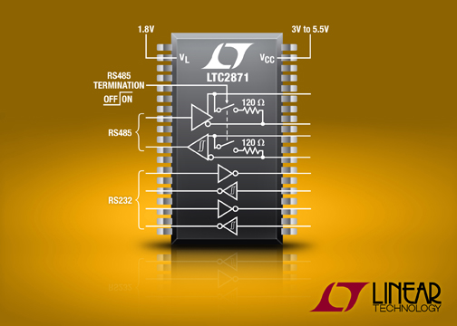 Linear Reduces Component Count and Boosts Efficiency