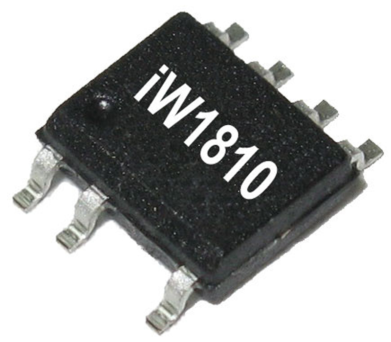 iWatt Enters Industrial Market with 800V Primary Side Regulated AC/DC Digital PWM IC