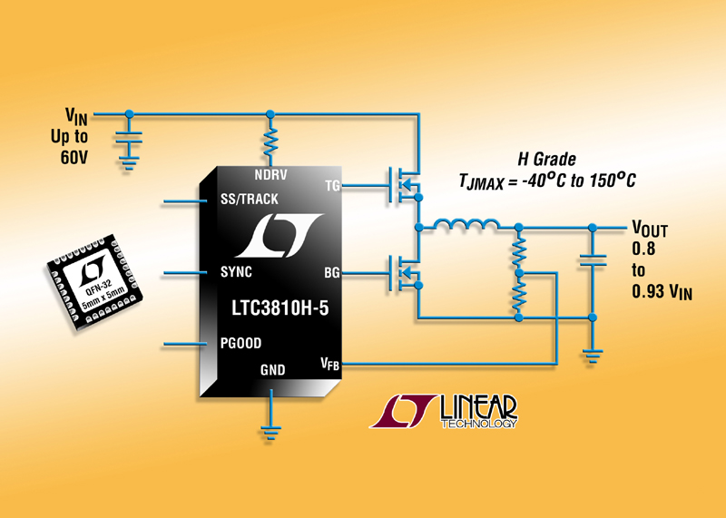 Linear's New DC/DC Converter and ADC