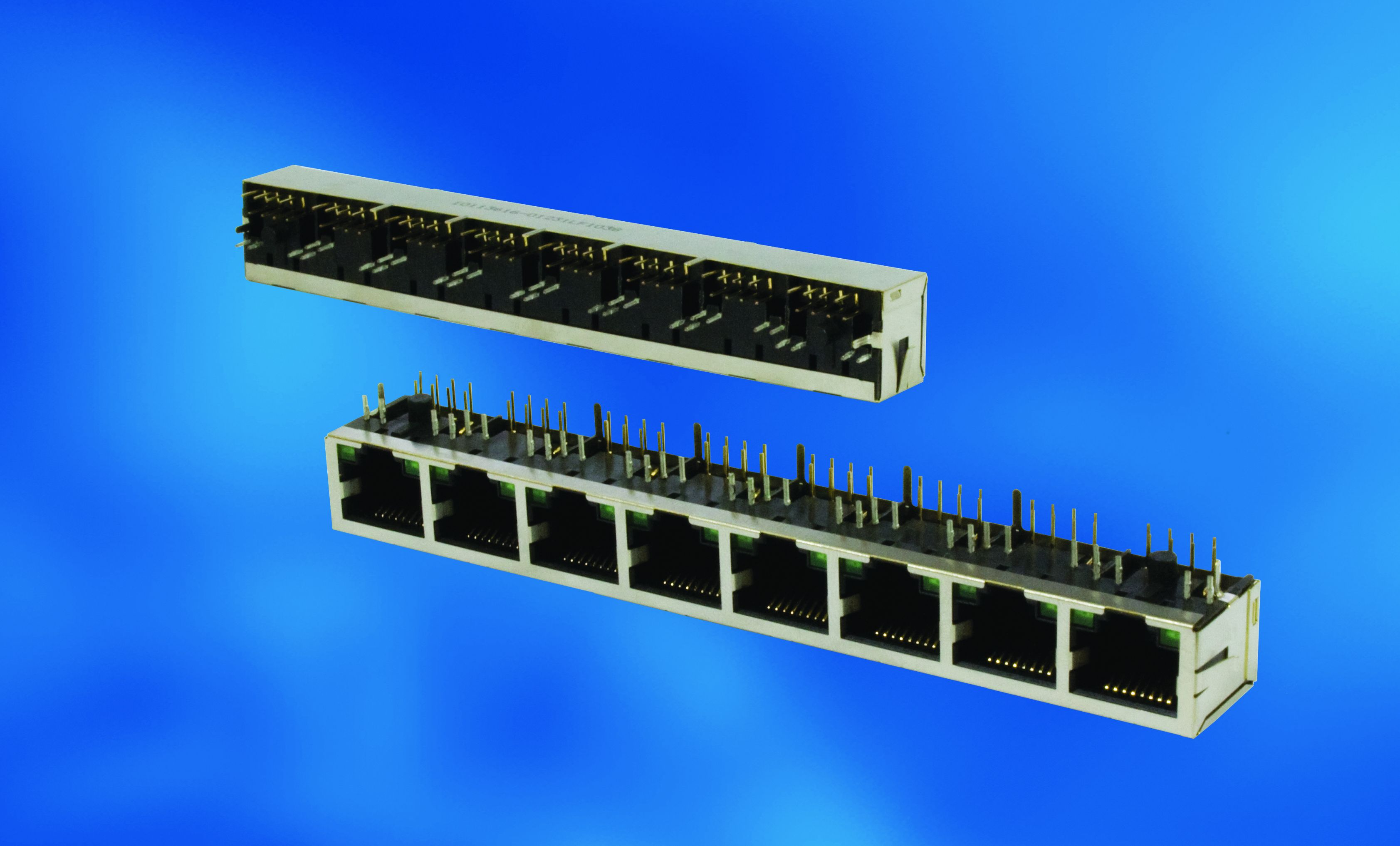 FCI Introduces RJ45 1x8 Modular Jack for GPON Systems