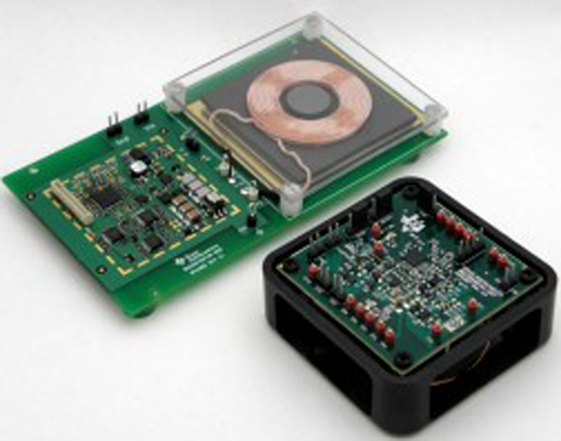 TI Releases Industry's First Qi Certified Development Tools & Chipset for Wireless Power