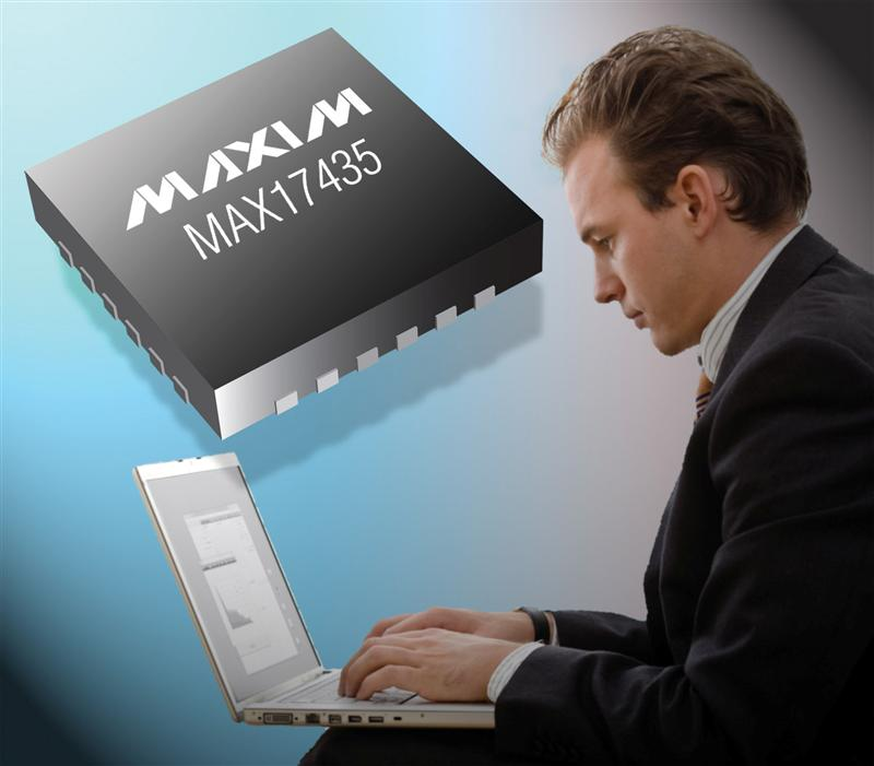 Maxim's Highly Integrated, 850kHz/500kHz SMBus-Programmable Battery Chargers