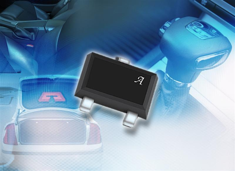 Allegro 2-wire Hall-effect Unipolar Switches offer Improved High-Voltage Protection for Automotive