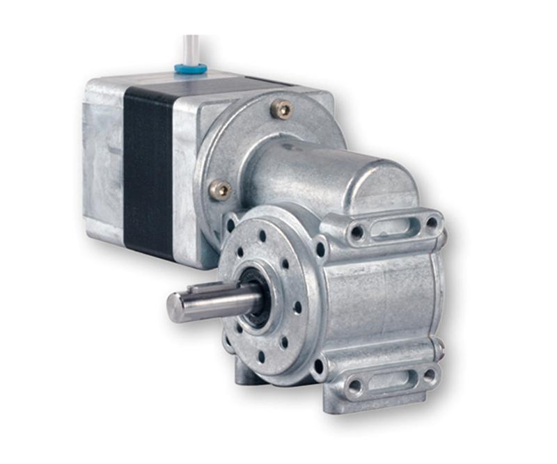 Crouzet's New Brushless DC Gearmotor with Integrated Gearbox