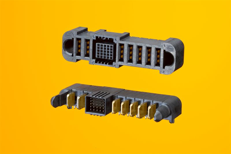 Molex Unveils EXTreme Ten60Power™ High-Current Connectors