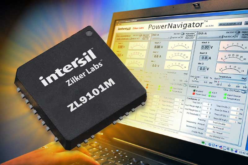 Intersil Launches Industry's First Fully Encapsulated Digital Power Module