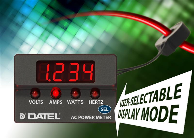 Murata Power Solutions extends Datel AC Power Meter Range