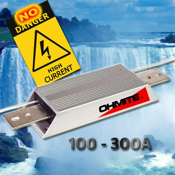 Ohmite New Shunt Resistors Suit Renewable Entrgy Applications