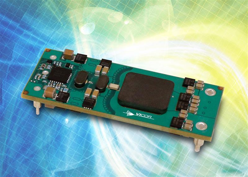 Vicor's New  Bus Converters in Industry Standard Packages