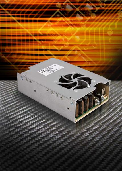 XP's Compact Industrial & Medical 400W Power Supply Delivers 600Wmax  in 6
