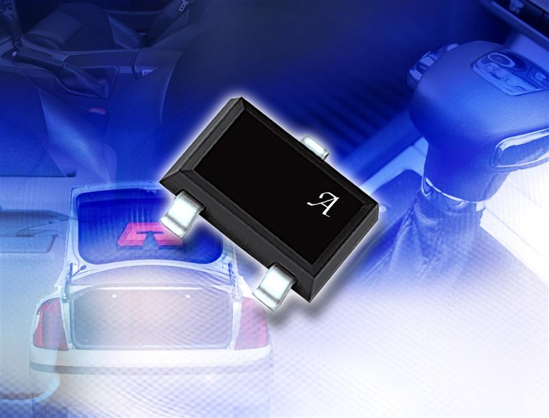 User-Programmable Hall-Effect Switches Include High-Voltage Transient Protection for Automotive Applications