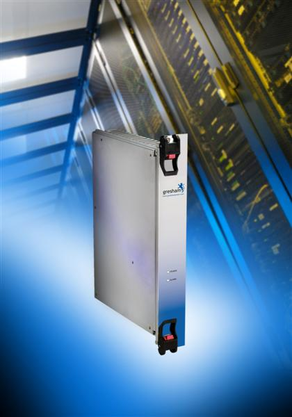 Gresham Power Offers Vendor, Inventory & Cost Reduction with High performance 600W cPCI