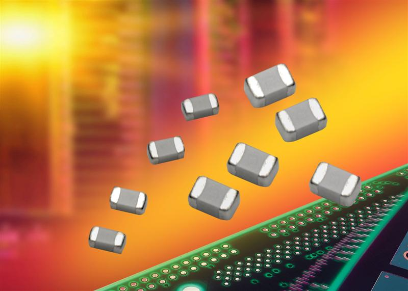 AVX New Capacitor Dielectric Material Provides High Current, High Q and Low ESR