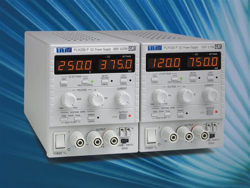 Aim-TTi HV Power Supply Units Have Full Remote Interfaces