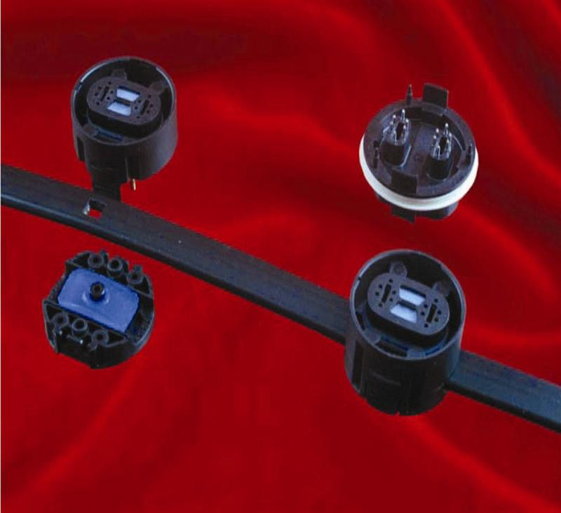 Molex Announces Multi-Drop Sealed Connector and Cable System Ideal for Power and Data/Signal Applications in Harsh Environments