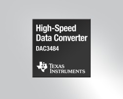 Texas Instruments 1.25-GSPS, 16-bit DAC slashes power consumption 65 percent, increases speed 25 percent
