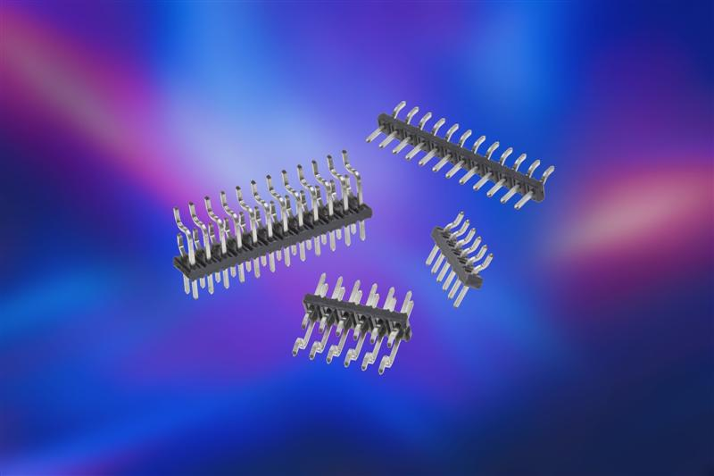 FCI Expands 2.00mm Pitch Minitek® Product Portfolio With Horizontal SMT Headers