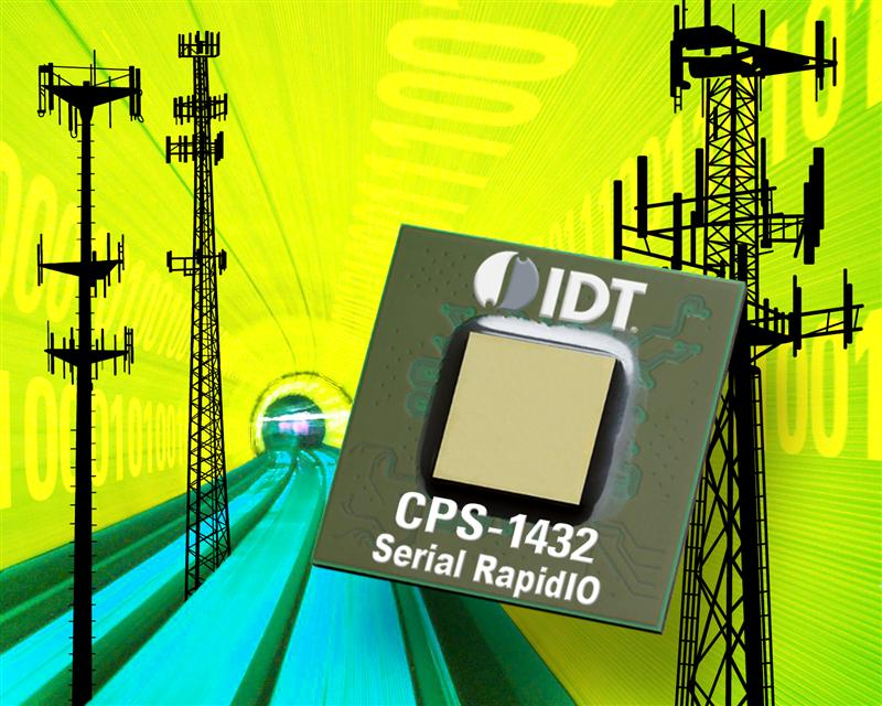 IDT Expands Industry-Leading RapidIO® Gen2 Switch Portfolio