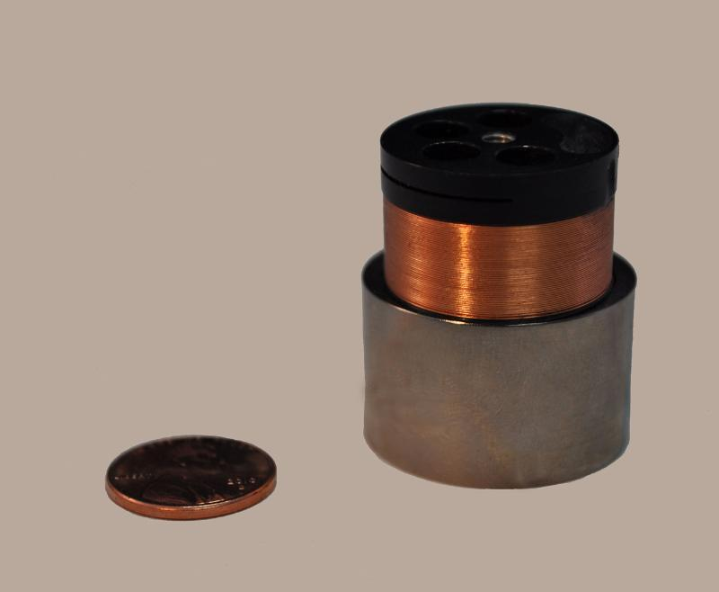 BEI Kimco Magnetics' Voice Coil Actuator Solves Challenging Application Requirements for High Temperature Capabilities