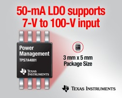 TI introduces wide-input power solutions with high-voltage protection