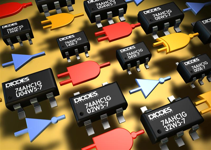 High speed logic family from Diodes Incorporated provides performance upgrade
