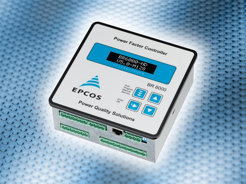 TDK-EPC Corporation's Power factor correction: PF controllers for harsh environments