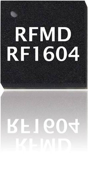 RFMD's New RF1604 Broadband High Power SP4T Switch