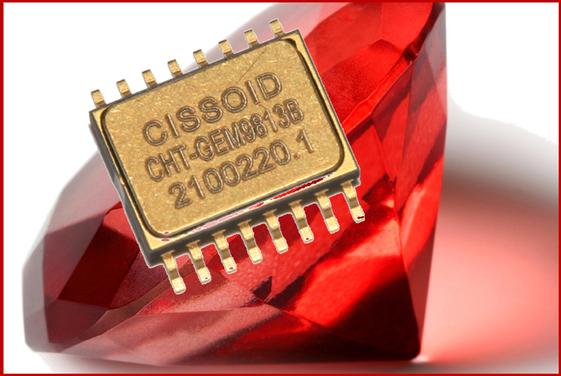 CISSOID launches High-Temperature Combo Triple Op-Amp & Voltage Reference for Instrumentation Amplifier & Sensor Applications