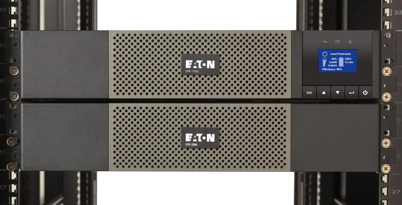 Eaton's New 5PX UPS Protects Virtual Servers through Integrated Power Management Capabilities