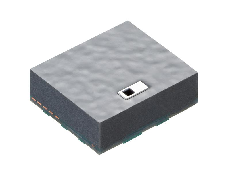 ALPS Offers Capacitive Type Humidity SMD Sensor with Accurate Detection for up to 100% Humidity