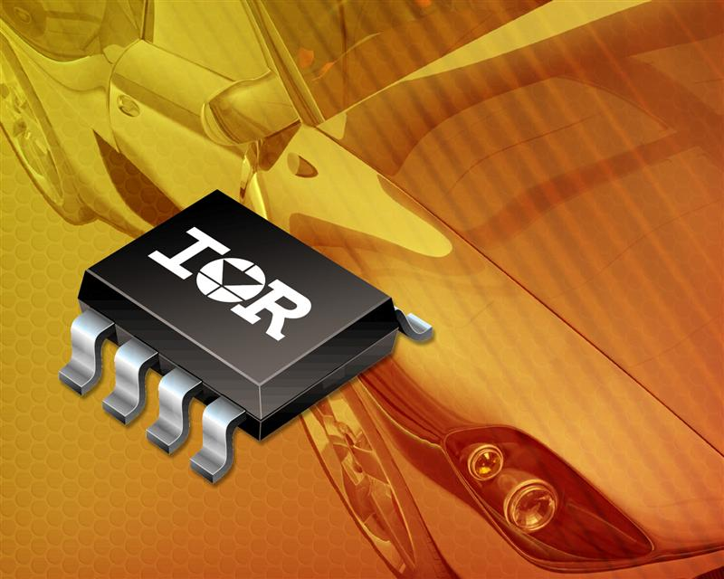 New Family of Automotive-Qualified MOSFETs Offers Rugged, Compact System Solution