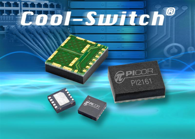 Picor Introduces Cool-Switch® High-Speed Load Disconnect Switch Solutions