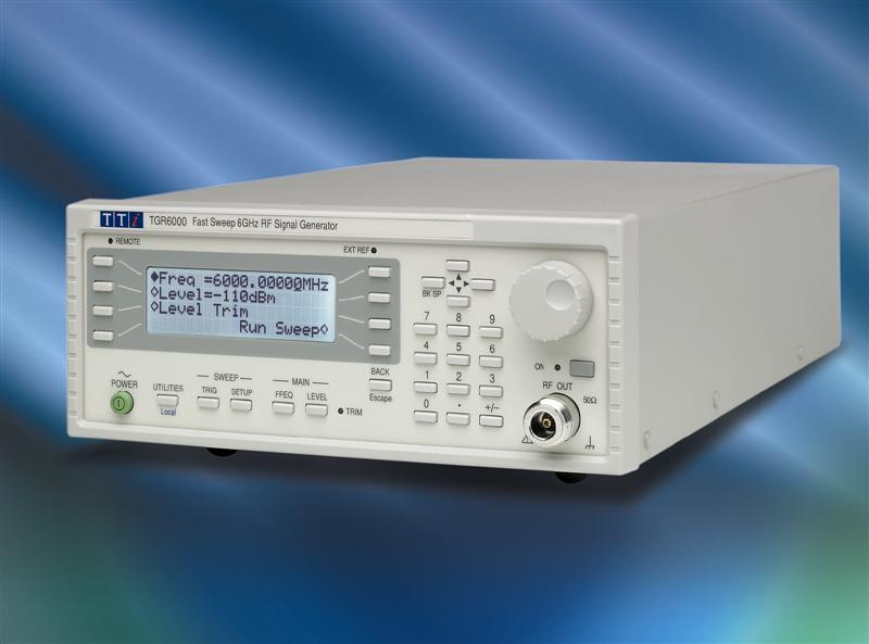 6 GHz RF signal generator hits new price point