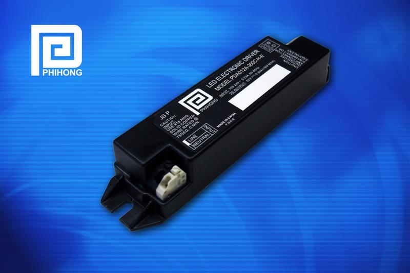 Phihong Develops 12W LED Driver For Display Lighting