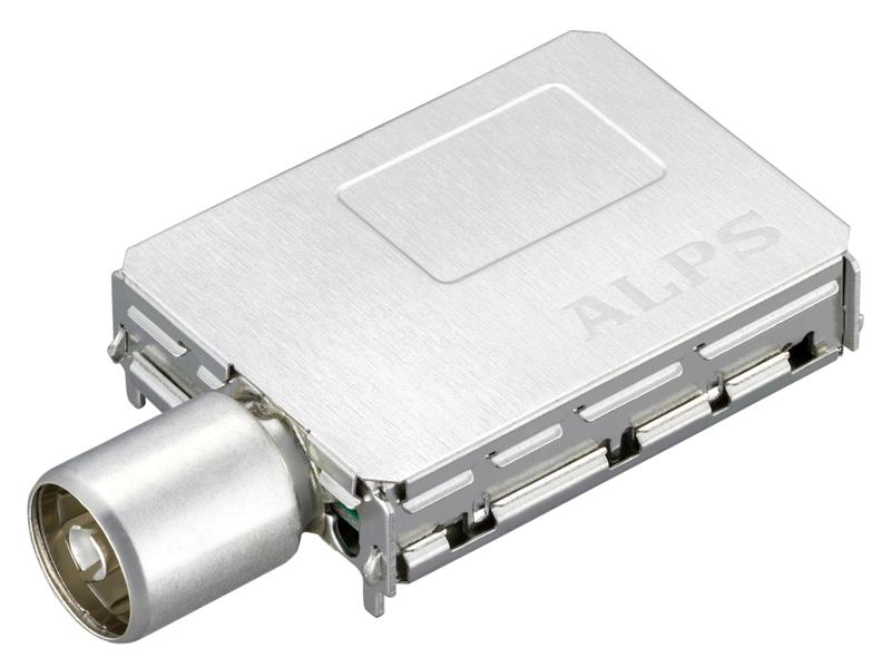 ALPS Offers Compact TV Tuners for Digital Terrestrial and Analog Broadcast