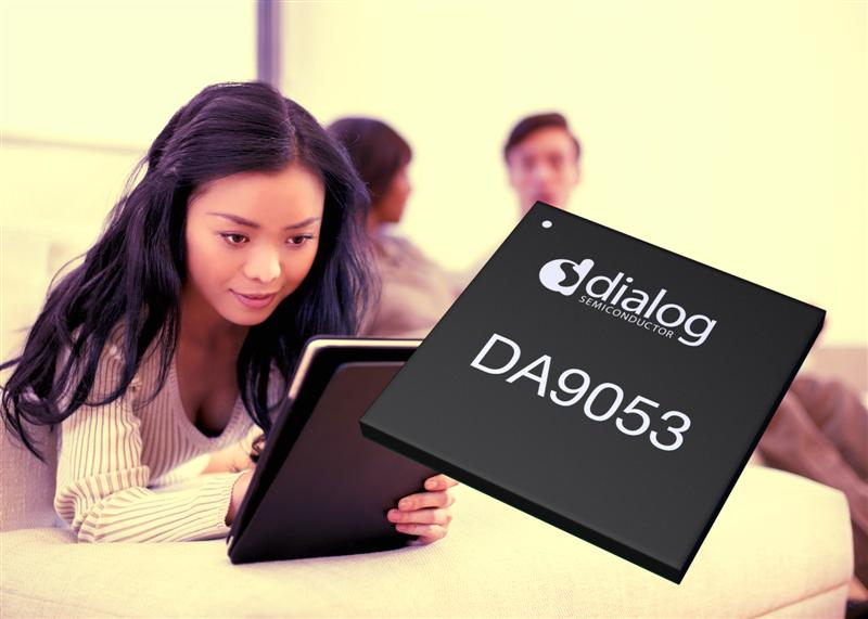 Dialog Semiconductor Adds ARM Multicore Support in Next Generation of System Level Power Management ICs