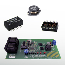 Texas Instruments and Wurth Electronics Midcom create suite of Power-over-Ethernet applications