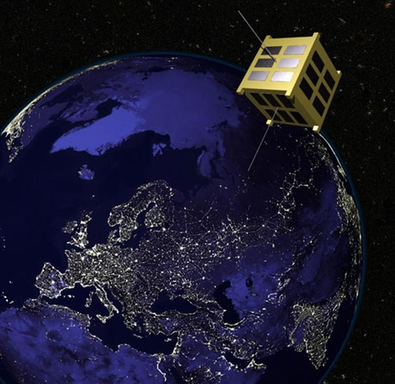 VACUUMSCHMELZE supports satellite project