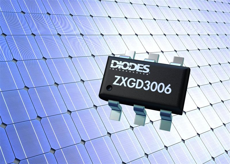 40V gate driver from Diodes Incorporated reduces IGBT switching losses