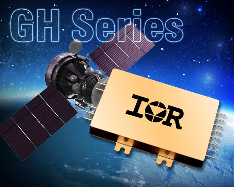 IR Introduces High Efficiency, Low Voltage Output DC-DC Converter Solutions for High Reliability Spacecraft Applications Using Digital Technologies