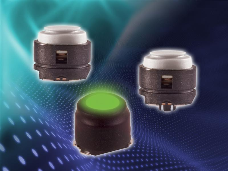 C&K Develops High-Performance, IP67-Sealed SMT Key Switches for Harsh Environment Applications