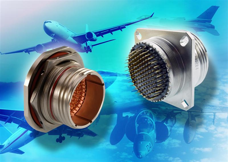 ITT Interconnect Solutions announces lightweight sealed MIL-DTL 38999 Series III style connector for low-pressure applications
