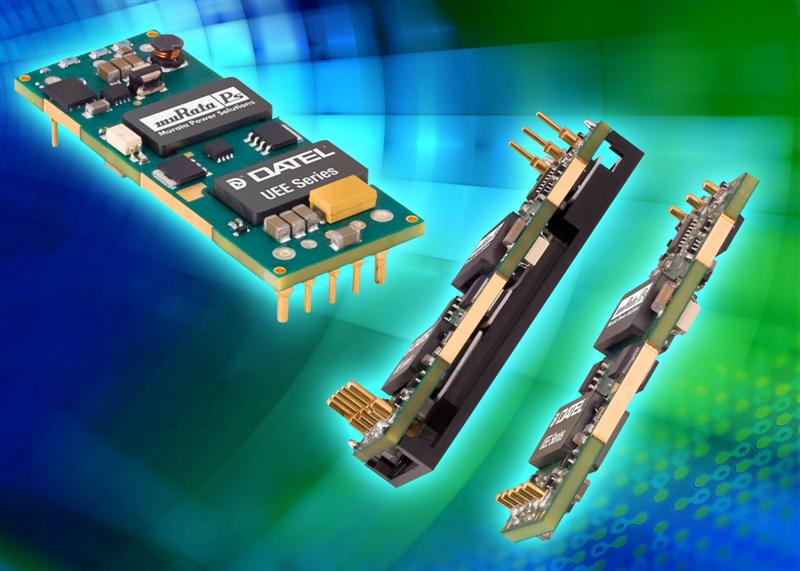 Highly efficient fully isolated low profile DC/DC converter suits high volume low cost telecoms applications