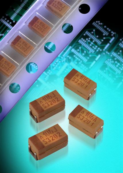 AVX Doubles Voltage Rating of Tantalum Polymer Capacitors, Develops First 125V Device