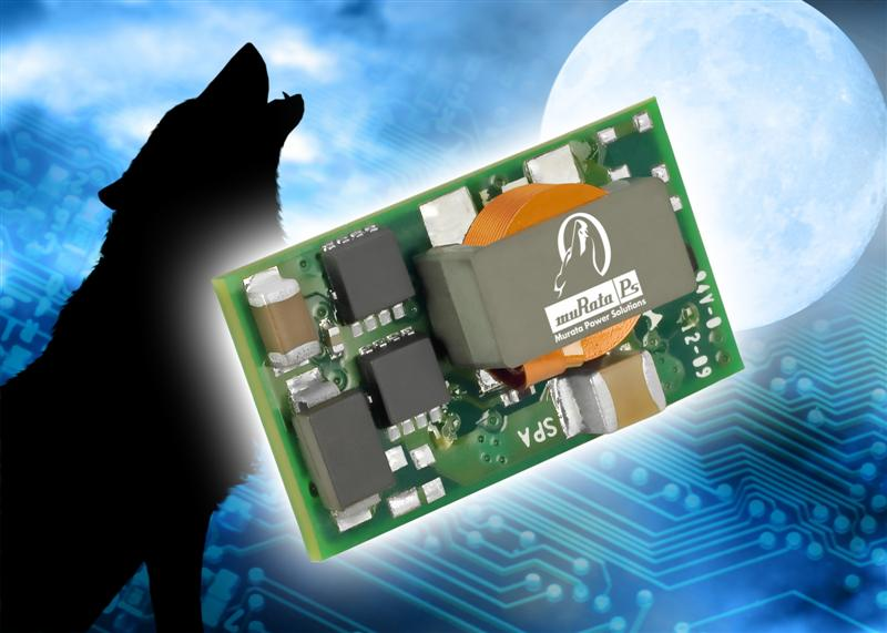 Murata Power Solutions extends range of DOSA-compliant module non-isolated Okami family