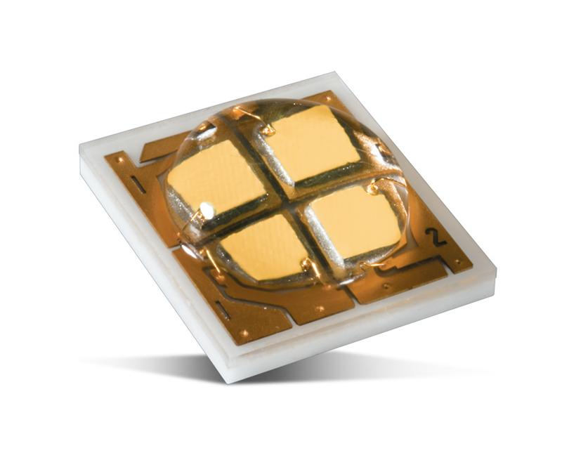 Mouser Shines Design Spotlight on OSRAM OSTAR Lighting Plus